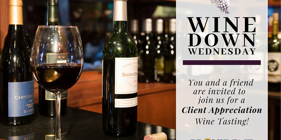 WineDown Wednesday - March