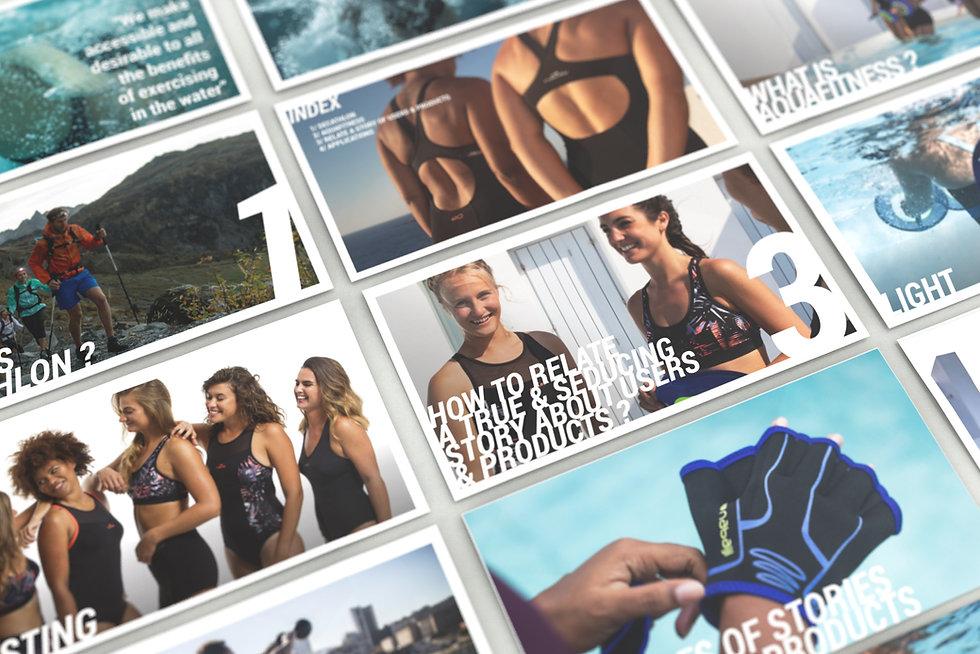 Decathlon_AquaFitness_Strategy Pages Ren