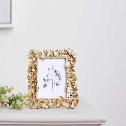 Ginko Leaf Photo Frame