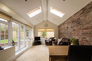 Sun Room / Modern Sunroom or conservator