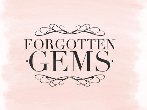 Forgotten Gems - Furniture Designs
