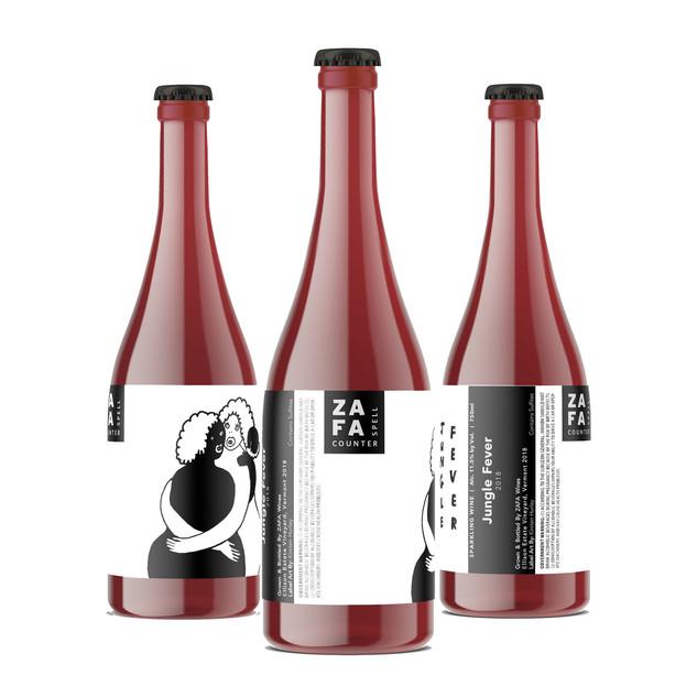 Zafa Wine Label 2018/2019