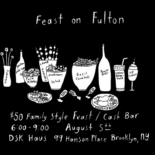 Poster Feast on Fulton red.jpg