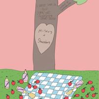 Illustration for Misery Loves Co.