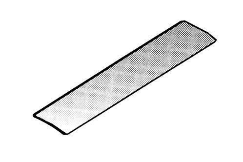 Lame aluminium poiçonnée
