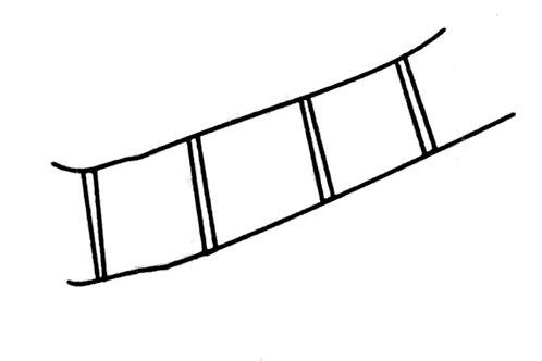 Echelle térylène