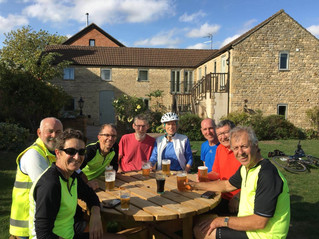 Photo (or Rogue) Gallery of our Thurlby adventure