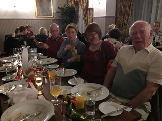 Easy Riders 2018 Christmas Meal