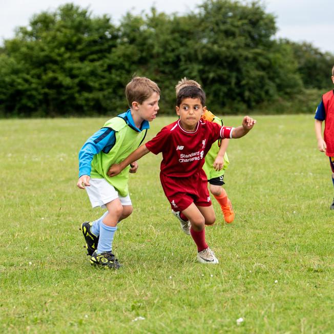 Kings Soccer School