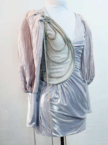 Mussel Shell Rope Dress