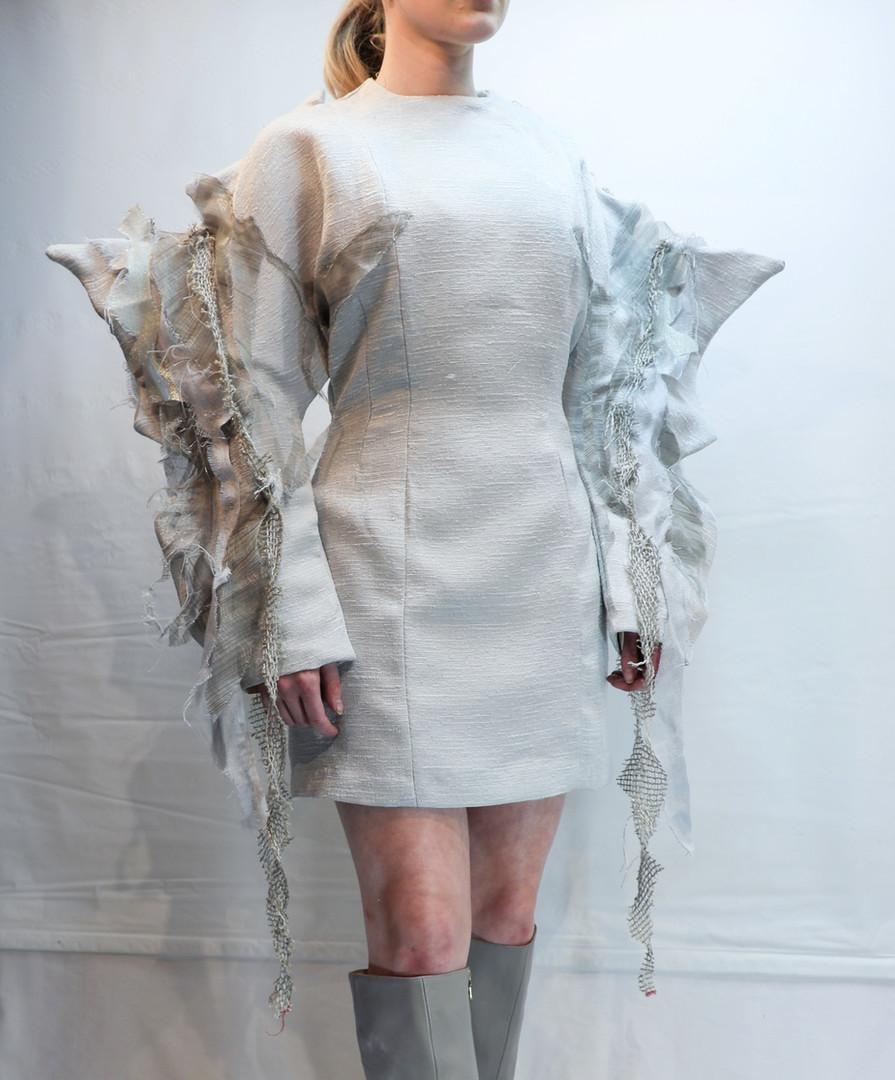 Whelk Shell Dress