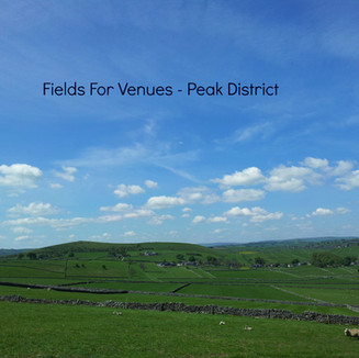 Fields For Venues - Peak District
