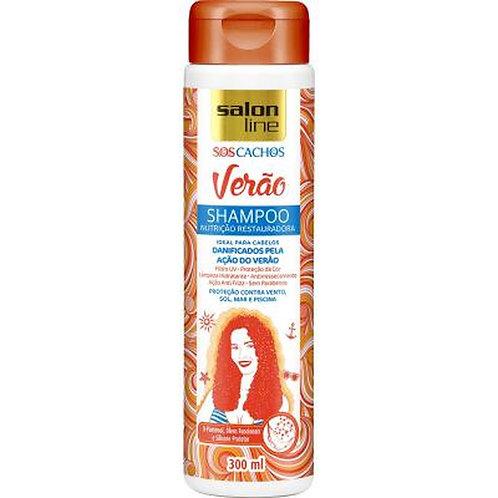 Salon Line SOS Cachos Verao Shampoo - 300ml