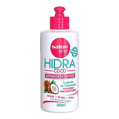 Salon Line Hidra Coco - Ativador de Cachos - 300ml
