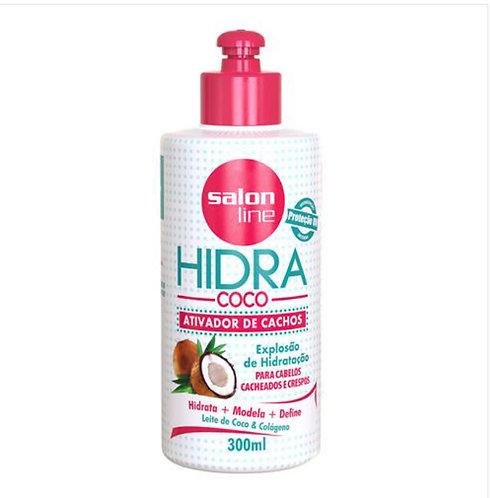 Salon line Hidra coco Activador de cachos