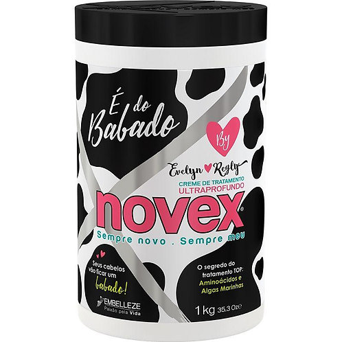 Novex é do babado evelyn regly creme de tratamento 1kg