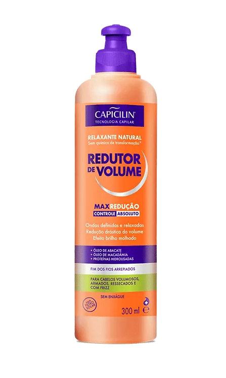 Relaxante Natural Redutor De Volume 300ml Capicilin