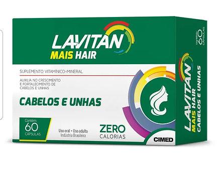 Lavitan Mais Hair Com 60 Capsulas