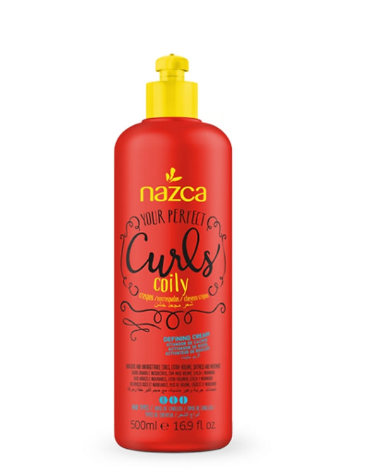 Nazca Perfect Curls Leave-in Coily – 500ml