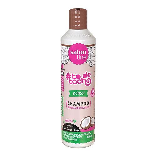 Shampoo Salon Line to de Cacho Coco 300ml
