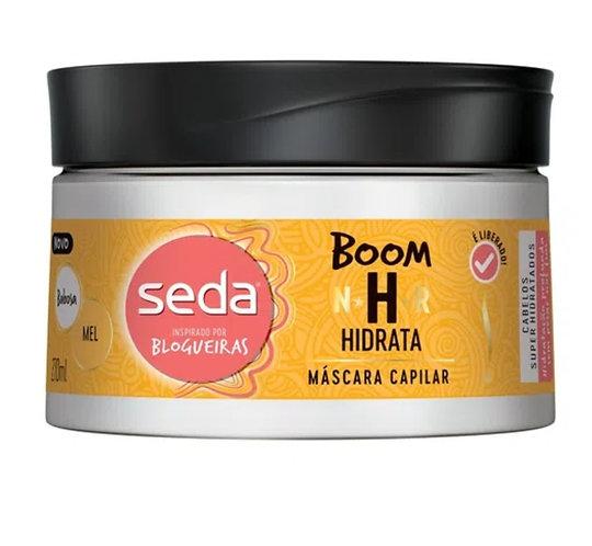 Máscara De Tratamento Seda Boom Hidrata 300g