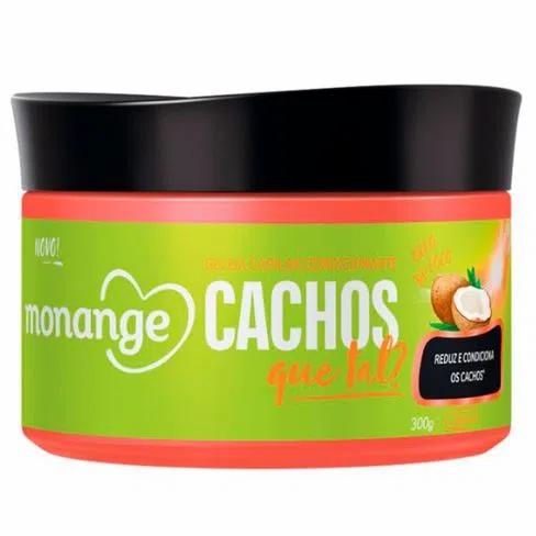Geleia Capilar Condicionante Monange Cachos, Que Tal - 300ml