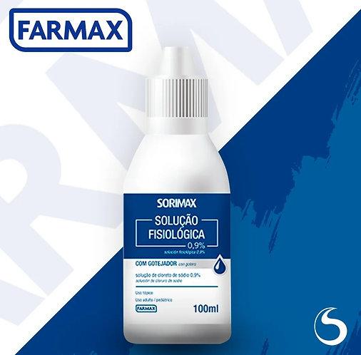Soro Fisiologico Farmax 100 Ml