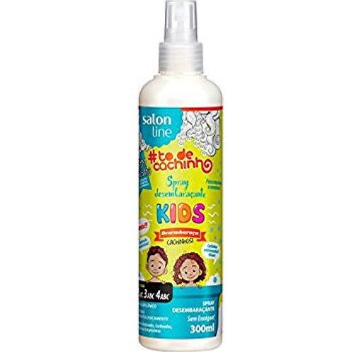 Spray Desembaraçante Kids Salon Line To de Cachinho 300ml