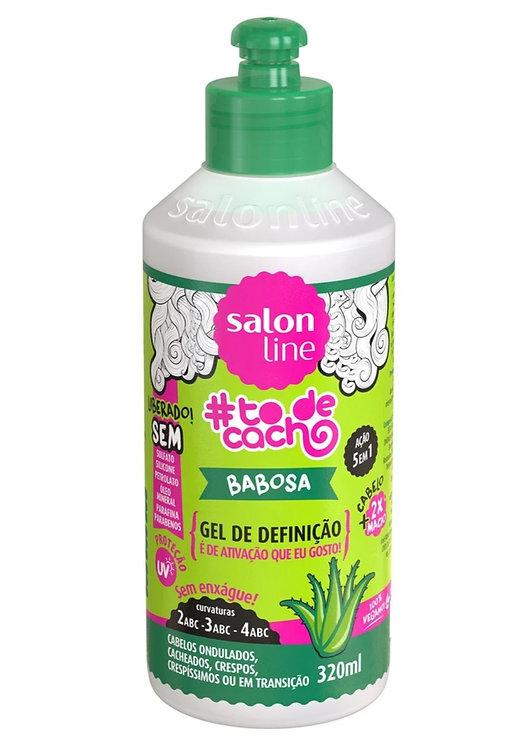 SALON LINE- GEL DE BABOSA  300ML