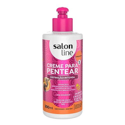Creme de Pentear 300ml Salon Line Definicao Intensa - Salon Line