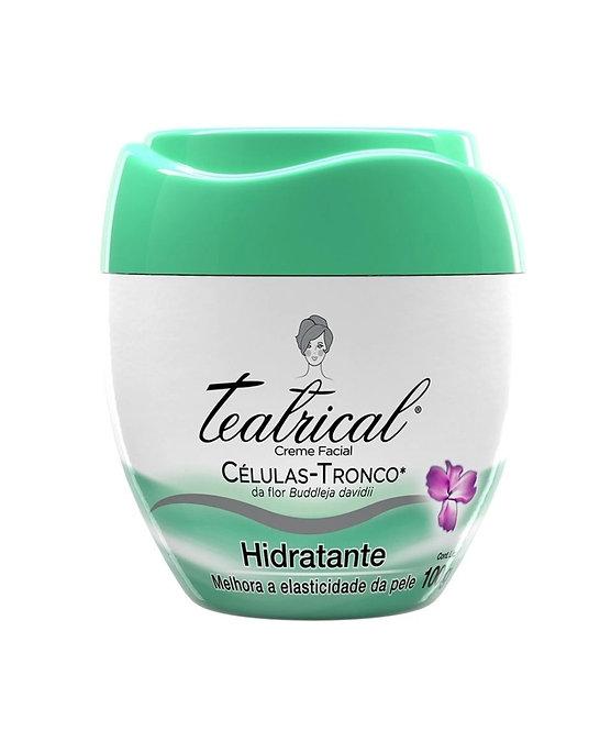 Creme Facial Hidratante Teatrical 100g