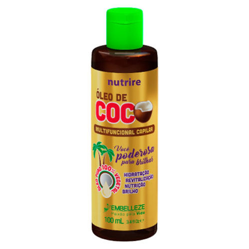 Novex Óleo de Coco Multifuncional 100ml