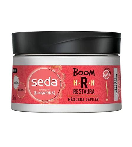 Seda Boom Restaura- Máscara Capilar 300g