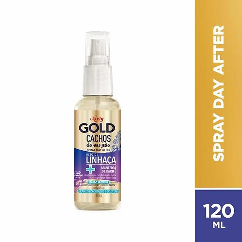 Spray Day After Niely Gold Cachos do Seu Jeito 250g