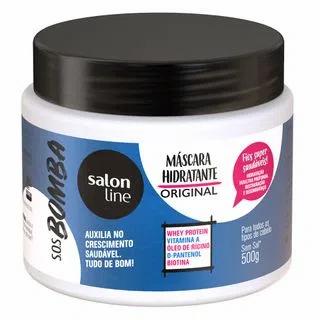 Máscara SOS Salon Line Bomba de Vitaminas 500g