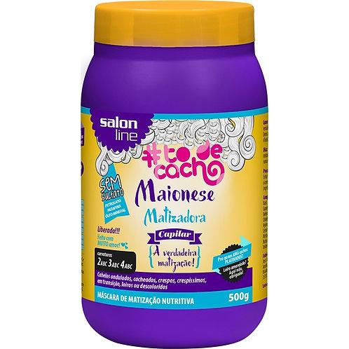 Salon line Hair Toner Hair Mayonnaise 500g