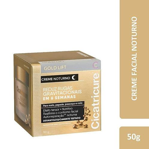 Creme Facial Cicatricure Gold Lift Noite Cicatricure 50G