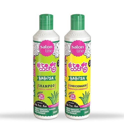 Salon Line #todecacho Babosa - Shampoo E Condicionador