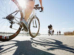 Close Up van Road Bike