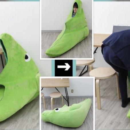 The Metapod Sleeping Bag