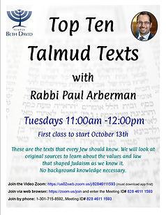 Top Ten Talmud Texts       09.30.2020.jp