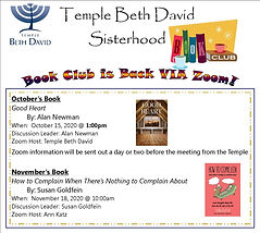 Bookclub Flyer for Eblast - Oct-Nov  202