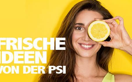 NL - FRISCHE IDEEN VON DER PSI