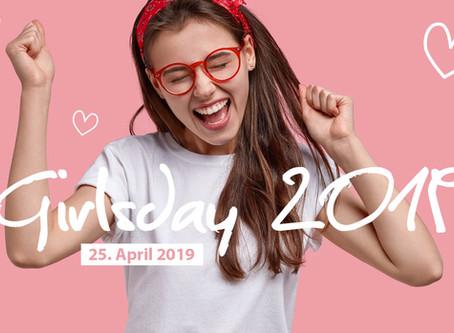 NL - 70 TAGE BIS ZUM GIRLSDAY 2019