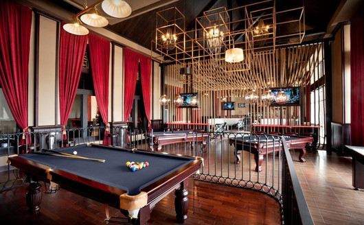 Sun Bar Billiards