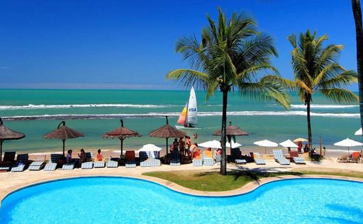 Piscina Principal do Arraial D'Ajuda Eco Resort