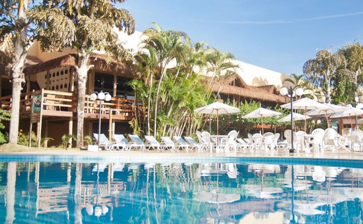 Piscina do Piscina do Mabu Thermas Grand Resort