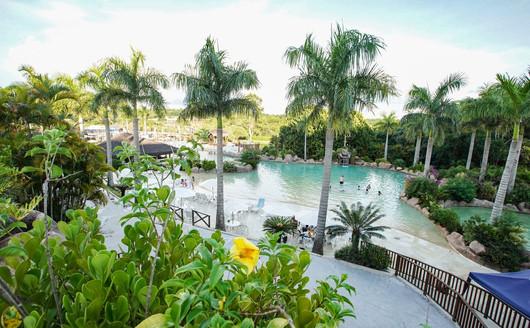 Piscinas do Piscina do Mabu Thermas Grand Resort