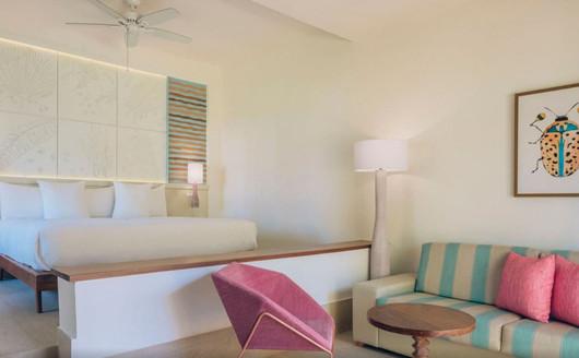Apartamento duplo Suite Junior