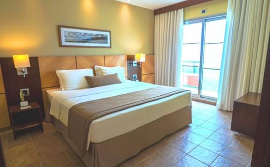Apartamento Luxo Lateral Mar